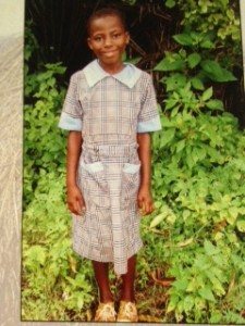 Ruth, Compassion International-Kenya